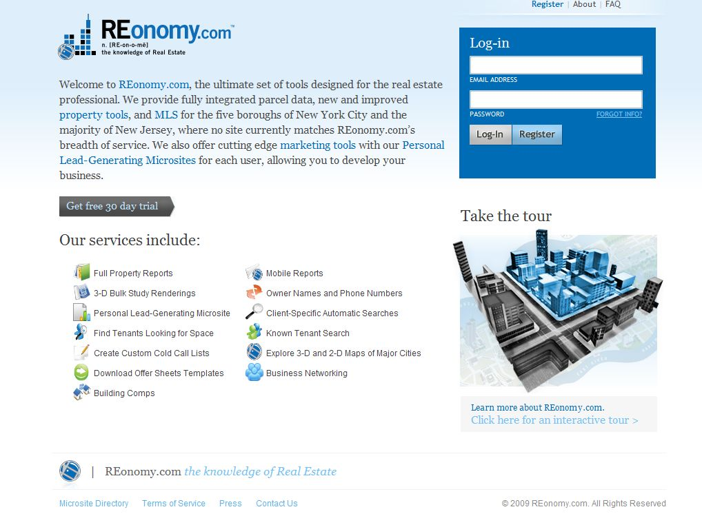 REonomy.com: The Next Big Thing?